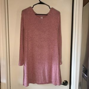 Pink Old Navy Sweater